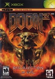 Cover von Doom 3 - Resurrection of Evil