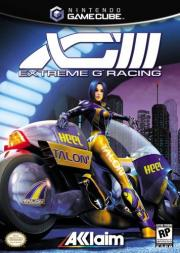 Cover von XG3 - Extreme G Racing