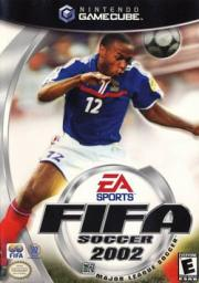 Cover von FIFA Football 2002