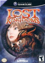 Cover von Lost Kingdoms