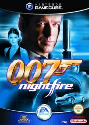 Cover von James Bond 007 - Nightfire