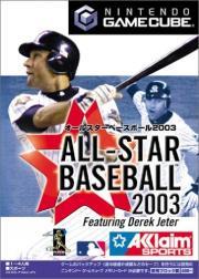 Cover von All-Star Baseball 2003