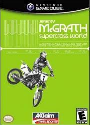 Cover von Jeremy McGrath Supercross World