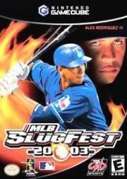 Cover von MLB Slugfest 2003