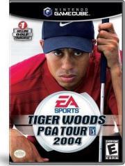 Cover von Tiger Woods PGA Tour 2004