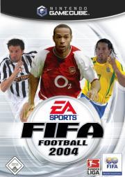Cover von FIFA Football 2004