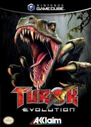 Cover von Turok - Evolution