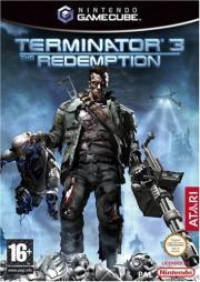 Cover von Terminator 3 - The Redemption