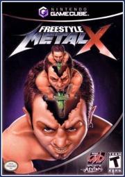 Cover von Freestyle Metal X