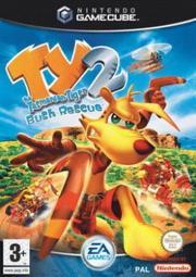 Cover von Ty der Tasmanische Tiger 2