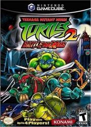 Cover von Teenage Mutant Ninja Turtles 2 - Battle Nexus