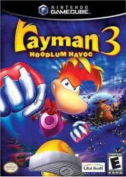 Cover von Rayman 3
