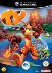 Cover von Ty der Tasmanische Tiger