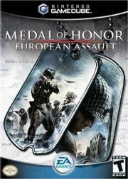 Cover von Medal of Honor - European Assault