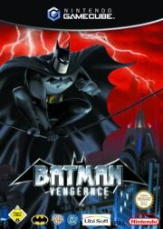 Cover von Batman Vengeance