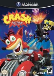 Cover von Crash Tag Team Racing