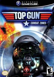 Cover von Top Gun - Combat Zones