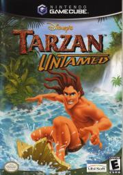 Cover von Tarzan - Untamed