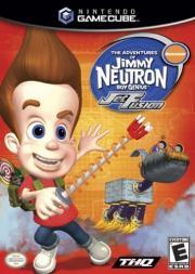 Cover von Jimmy Neutron - Jet Fusion