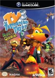Cover von Ty der Tasmanische Tiger 3