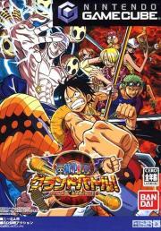 Cover von One Piece - Grand Battle! 3