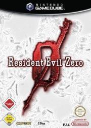 Cover von Resident Evil Zero