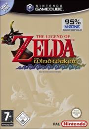 Cover von The Legend of Zelda - The Wind Waker