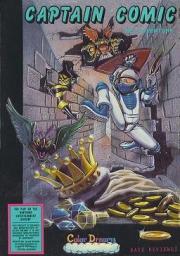 Cover von Captain Comic
