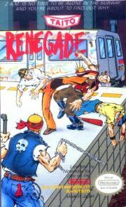 Cover von Renegade
