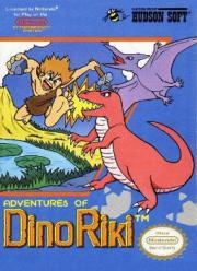 Cover von Adventures of Dino Riki