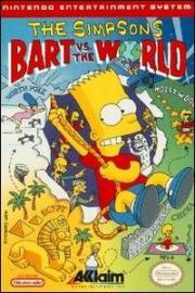 Cover von Bart vs. The World