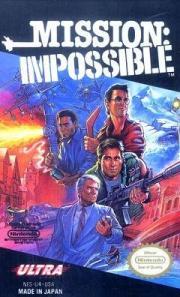 Cover von Mission: Impossible (1990)