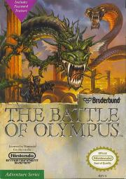 Cover von The Battle of Olympus