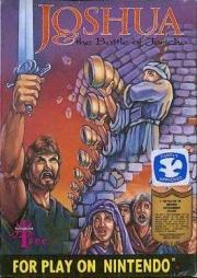 Cover von Joshua & the Battle of Jericho