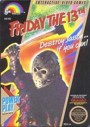 Cover von Friday the 13th