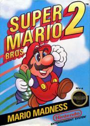Cover von Super Mario Bros 2