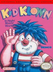 Cover von Kid Klown in Night Mayor World