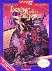 Cover von Destiny of an Emperor
