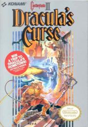 Cover von Castlevania 3 - Dracula's Curse