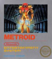 Cover von Metroid