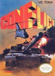 Cover von Conflict