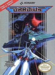 Cover von Gradius