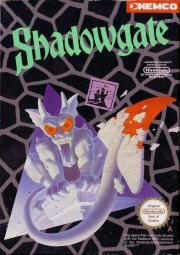 Cover von Shadowgate
