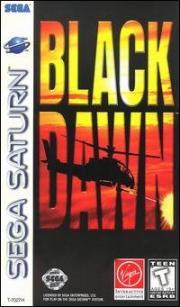 Cover von Black Dawn