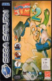 Cover von Earthworm Jim 2