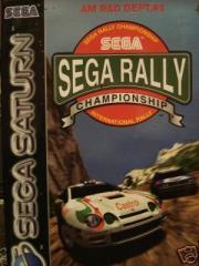Cover von Sega Rally Championship