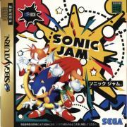 Cover von Sonic Jam