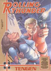 Cover von Rolling Thunder