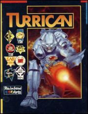 Cover von Turrican