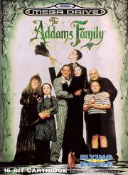 Cover von The Addams Family